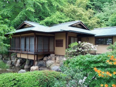 Yoshimura Teahouse at Kykuit